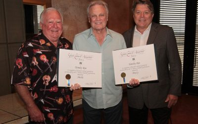 MUSIC LEGEND TOMMY ROE RECEIVES SPECIAL HONORS IN NASHVILLE