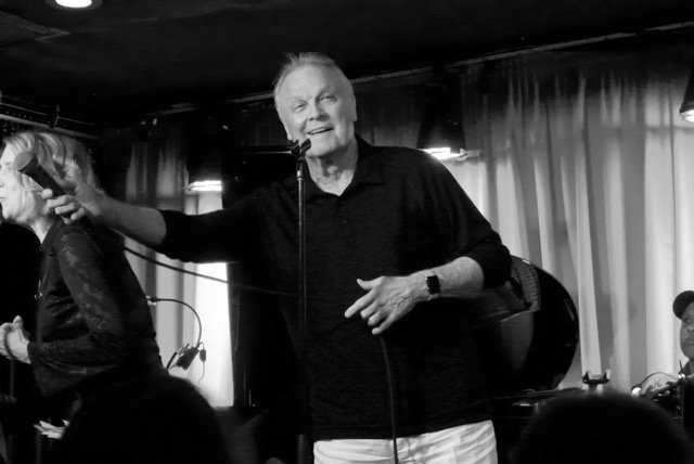 TOMMY ROE HITS THE STAGE AT VITELLO'S IN STUDIO CITY